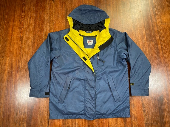 Vintage Nike jacket 90s nike coat vintage nike ra… - image 2