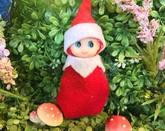 elf baby baby elf christmas elf red elf elf baby on the shelf elf shelf - Christmas Elf On The Shelf