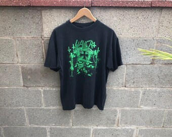 544038e9b Vintage 90s Slayer T Shirt