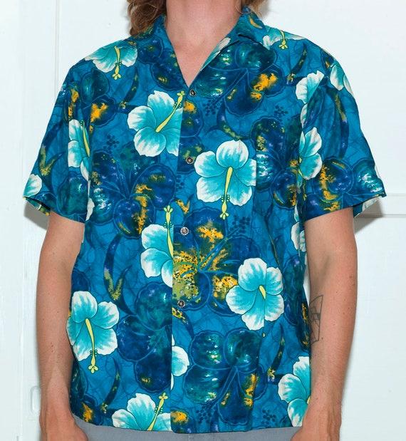 1970s Vintage Hawaiian Shirt