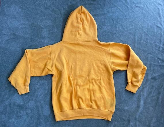 Vintage 70s Vanderbilt Swimming Hoodie Sweatshirt… - image 2