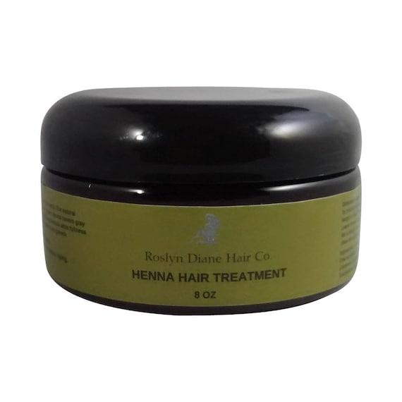 Henna Hair Treatment Etsy