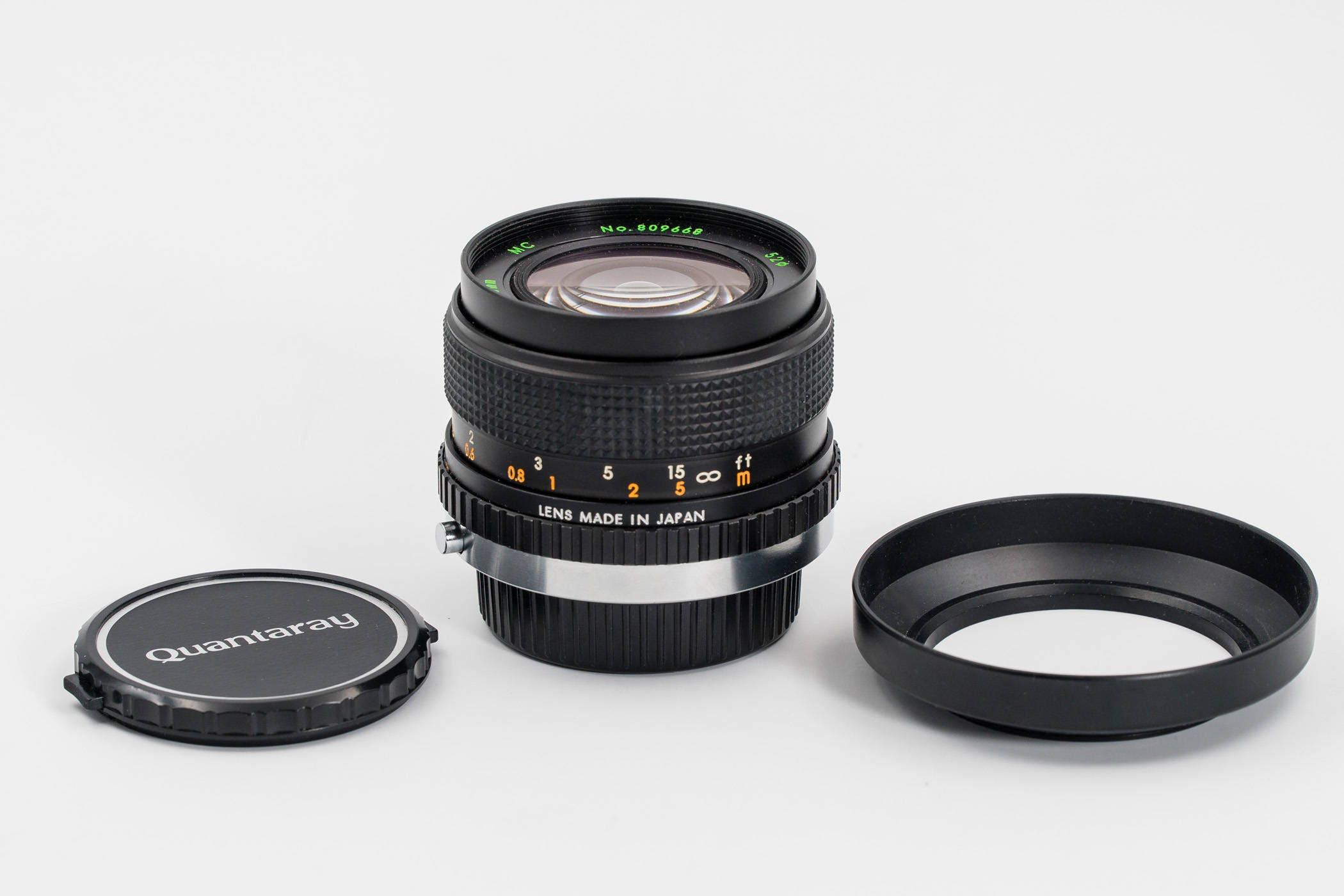 quantaray sigma 28mm f2 8 manual lens for olympus om mount cameras rh vintagecamerastore us Quantaray Color Wheel Quantaray Lenses