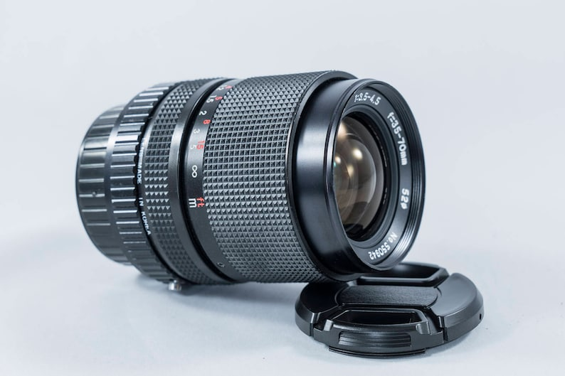 RIkoh RIKENON 35-70mm f3.5-4.5 Zoom Lens
