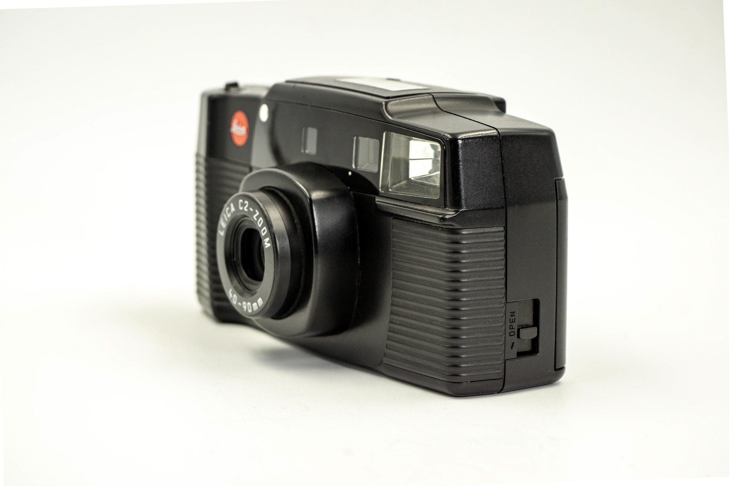 Leica 35mm Film Rangefinder C2 Zoom - Great High End Starter Camera