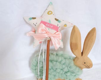 Princess wand with bells