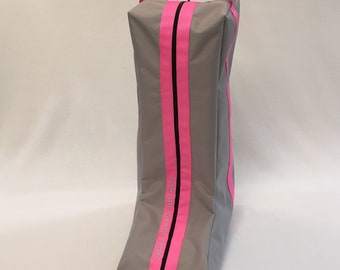 600 Denier Canvas Tall Boot Bag, Water Resistant