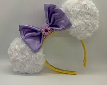 efe1200ec92ac Daisy Duck Inspired Ears - flower