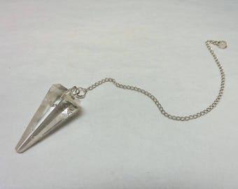 Crystal Point Pendulum