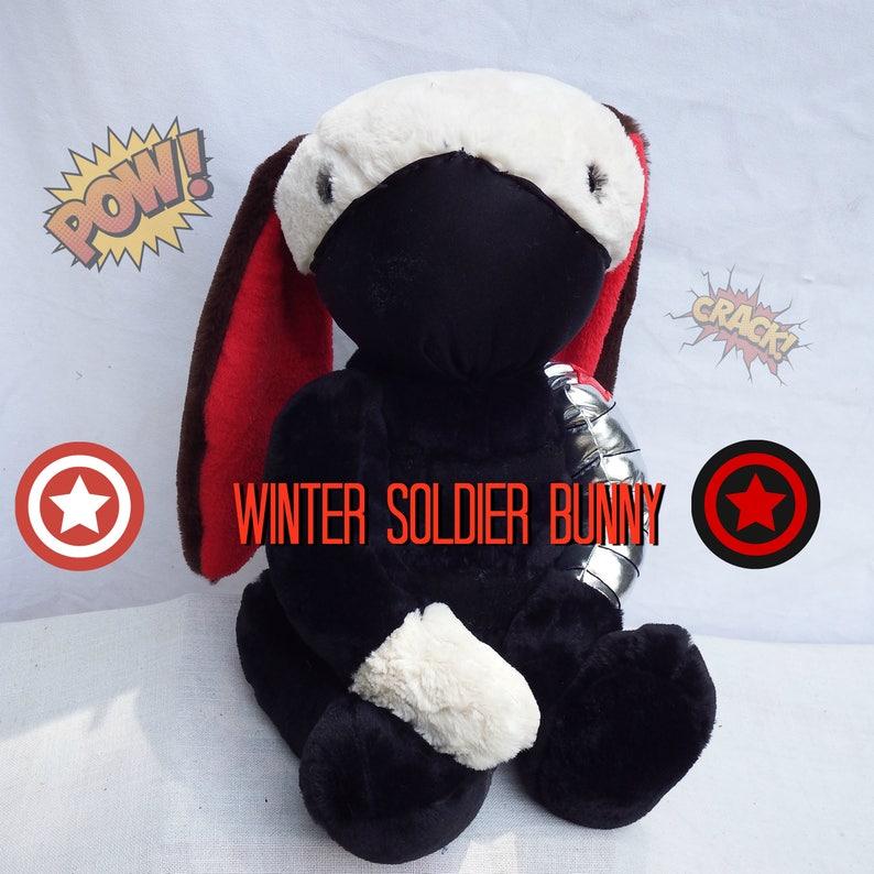 Winter Soldier Bunny