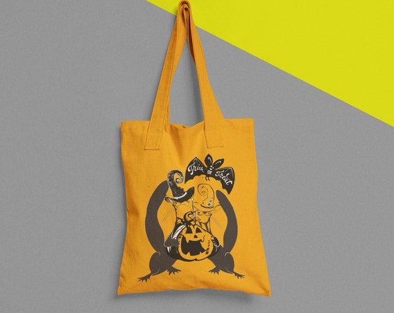 Halloween Otters -  Trick or Treat Bags