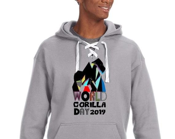World Gorilla Day - Unisex Hoodie