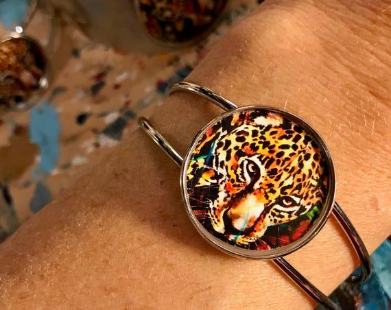 Jaguar - Cuff Bracelet