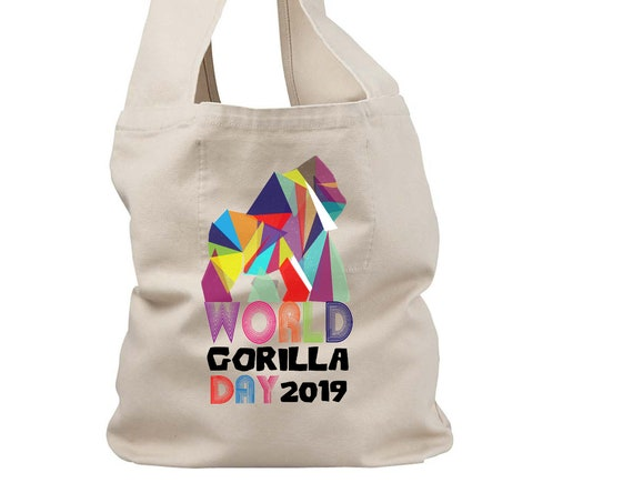 World Gorilla Day - Sling Bag