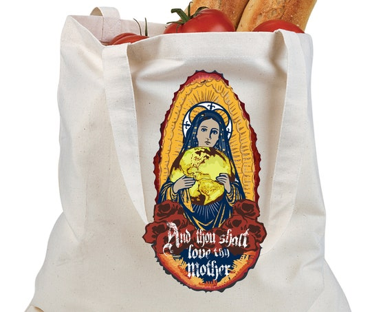 Love Thy Mother - Earth Day Tote
