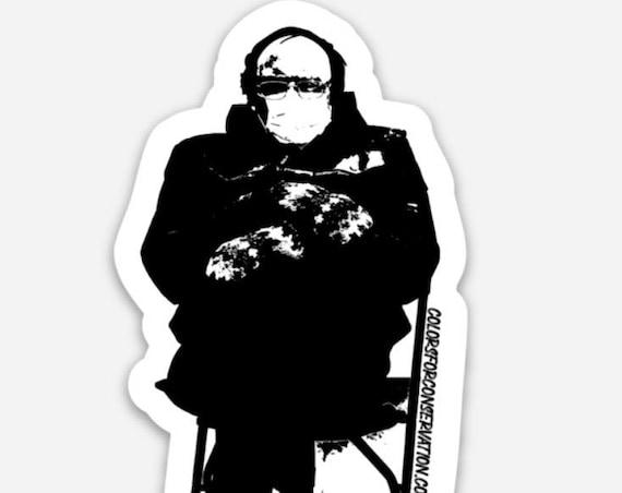 Bernie Antifa Meme Stickers