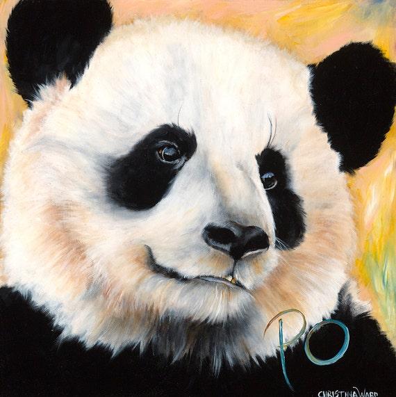 Po Panda Prints! (Giclee)