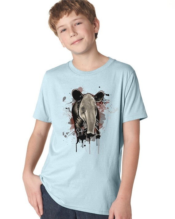 Tapir 'Tude - Original Artwork - Tshirt, Childrens