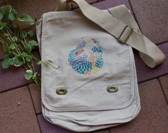 Creature Conserve Pangolin Messenger Bag