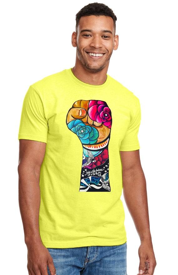 Resist Fist 2020 - Men/Unisex  Tshirt