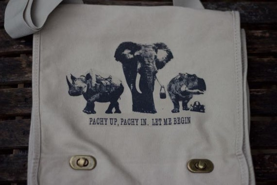 Pachy Party Messenger Bag