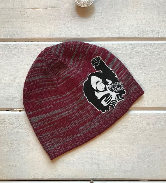 Conservation Marbled Beanie Hats - Tons of Designs to Choose From!