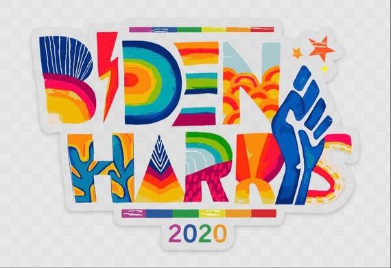 Biden Harris 2020 Stickers
