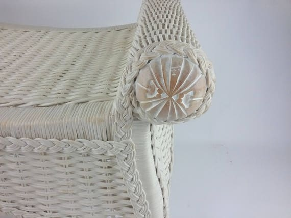 Cool Pier 1 One Jamaica Imports Wicker Wood Vanity Desk Stool Caraccident5 Cool Chair Designs And Ideas Caraccident5Info