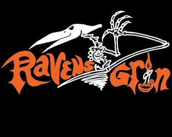 Ravens Grin Pterodactyl Shirt Jim Warfield