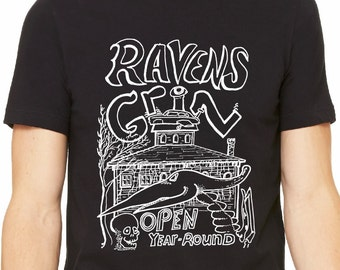 Ravens Grin featuring Pterodactyl Jim Warfield