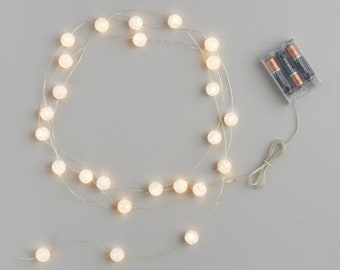 more colors - Christmas Light Necklace Battery Operated