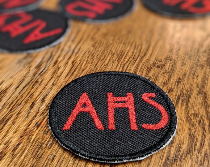 Horror Patches (ahs, american horror story)