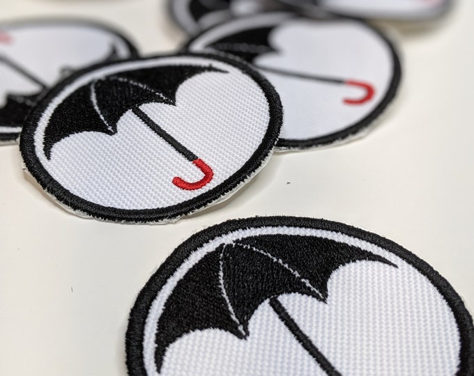 Umbrella Academy Patches