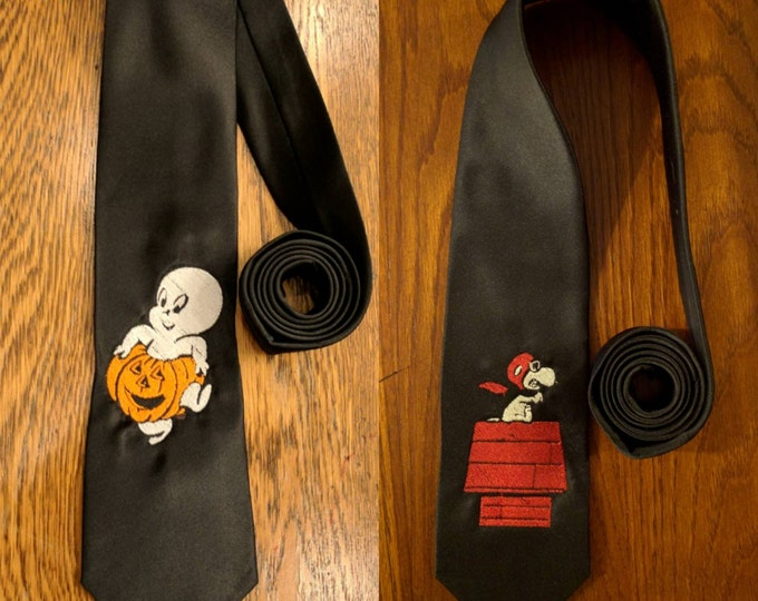 Throwback Cartoon Ties
