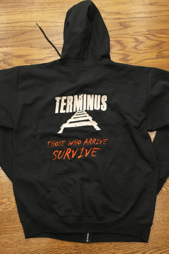 Terminus Hoodie (embroidered)
