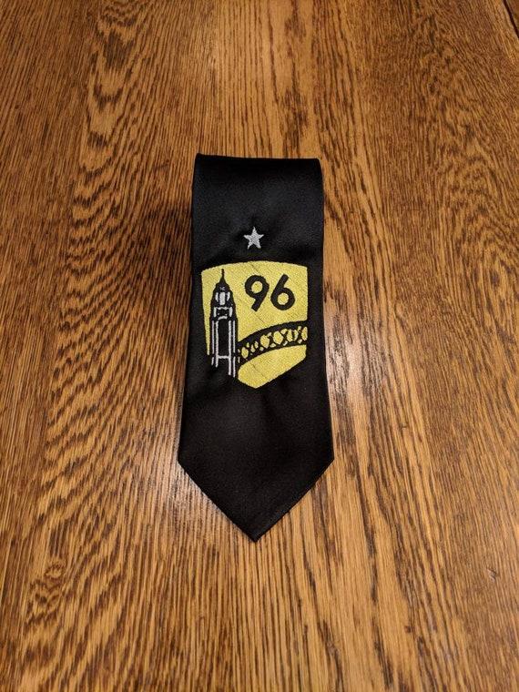 Save the crew neck tie (#savethecrew, columbus, crew, c-bus, columbuscrew, soccer, thecrew)