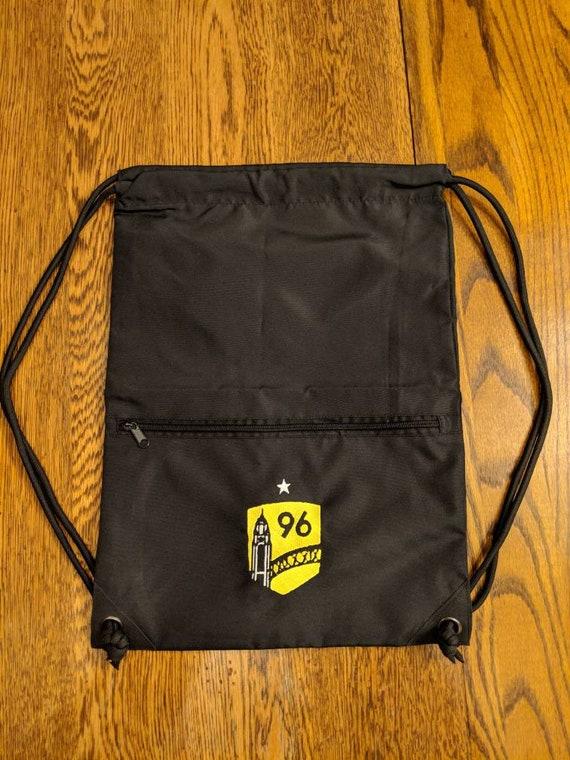 Save the crew drawstring bag (#savethecrew, columbus, crew, c-bus, columbuscrew, soccer, thecrew)