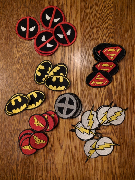 Comic/Superhero (Deadpool, Superman, Wonder Woman, Flash, Batman, X-Men)