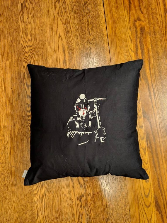 Custom Horror Pillow (My Bloody Valentine)