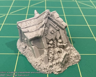 RUINED CRYPT