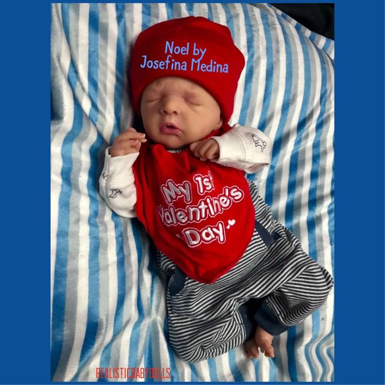 9a4ab9345402 Noel reborn baby doll | Etsy