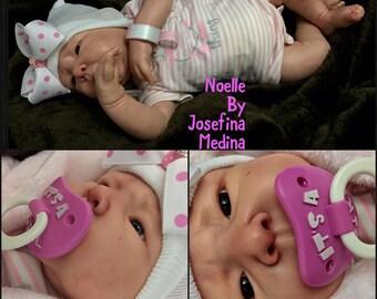 Noelle reborn baby doll