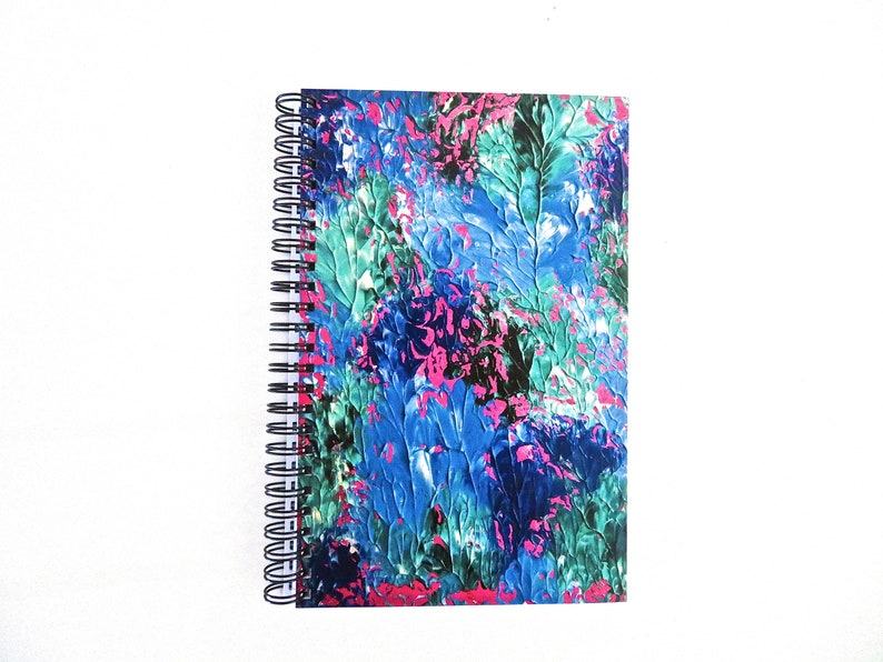 A5 Notebook Colourful Gift For Women Pretty