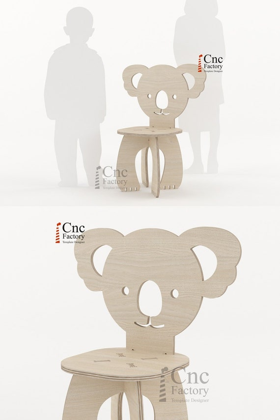 Fabulous Panda Chair Kids Playroom Furniture Animal Seat Diy Projects For Cnc Machines Neutral Boy Girl Time Out Furniture To Cutting Out Gmtry Best Dining Table And Chair Ideas Images Gmtryco