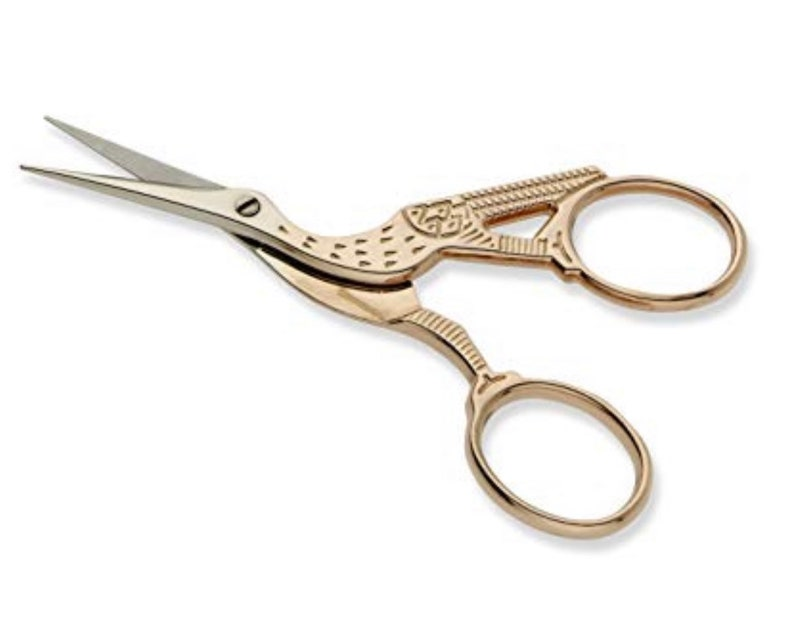Prym brand storch embroidery scissors image 1