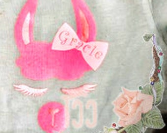 Custom Unicorn Name Shirt