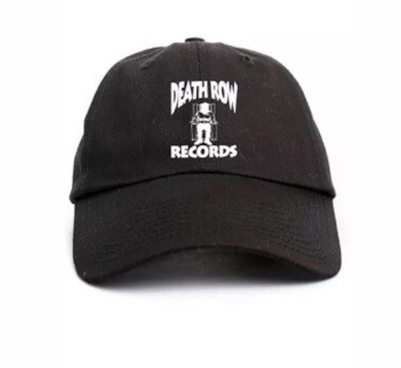 95d16ed697271 Death Row Records Dad Hat