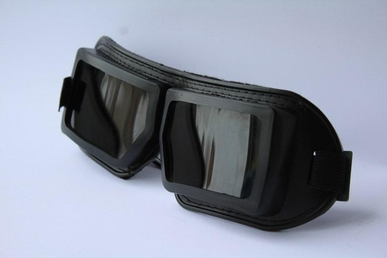 9bca4736c1 Soviet safety glasses Vintage safety glasses Soviet glasses