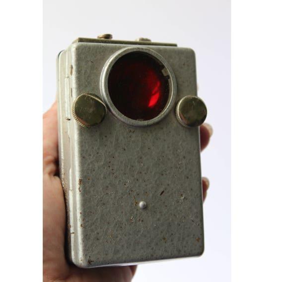 Vintage Lampe De Poche Lampe De Poche Larmee Signal Lampe Etsy