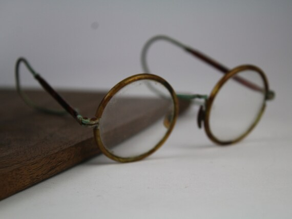 Vintage glasses, antique glasses, Soviet glasses,